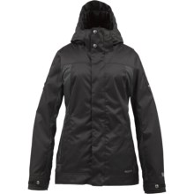 Burton TWC Fulltime Flirt Jacket - Insulated (For Women) in True Black - Closeouts