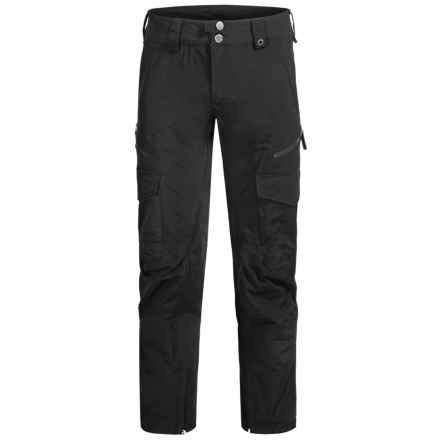 Burton TWC Headliner Snowboard Pants - Waterproof (For Men) in True Black - Closeouts