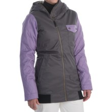 Burton TWC Maverick Snowboard Jacket - Waterproof, Insulated (For Women) in Holbrook/Whirl - Closeouts