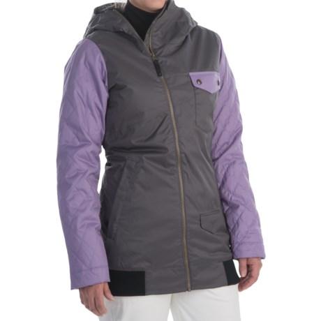 Burton TWC Maverick Snowboard Jacket - Waterproof, Insulated (For Women)