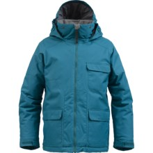 Burton TWC Prizefighter Snowboard Jacket - Insulated (For Boys) in Meltwater - Closeouts