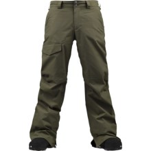Burton TWC Throttle Snow Pants - Waterproof (For Men) in Keef - Closeouts