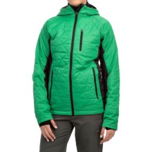 Burton Twilight Jacket - Insulated (For Women) in Jelly Bean - Closeouts