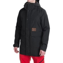 Burton Vagabond Gore-Tex® Snowboard Jacket - Waterproof (For Men) in True Black - Closeouts