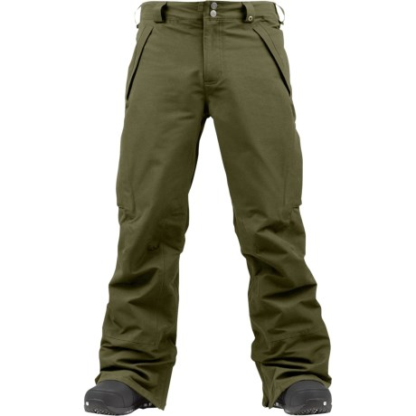 Burton Vent Snowboard Pants - Waterproof (For Men) in Keef