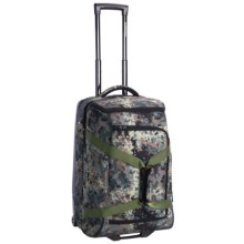Burton Wheelie Cargo Bag in Camo - Closeouts