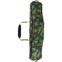 Burton Wheelie Gig Snowboard Bag in Denison Camo - Closeouts