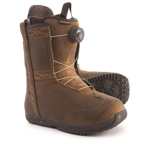 Burton X Frye Harness Snowboard Boots (For Women) in Folklore