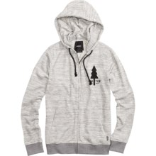 Burton Yellowstone Hoodie Sweatshirt - French Terry (For Men) in Jet Pack - Closeouts