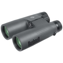 Bushnell NatureView Binoculars - 10x42, Waterproof, Fogproof in Green - Closeouts