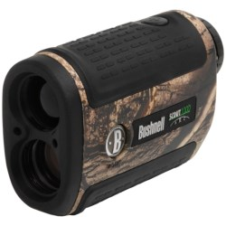 Bushnell Scout ARC Rangefinder - 1000 Yard, Waterproof in Black