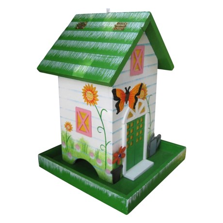 Image of Butterfly Cottage Bird Feeder