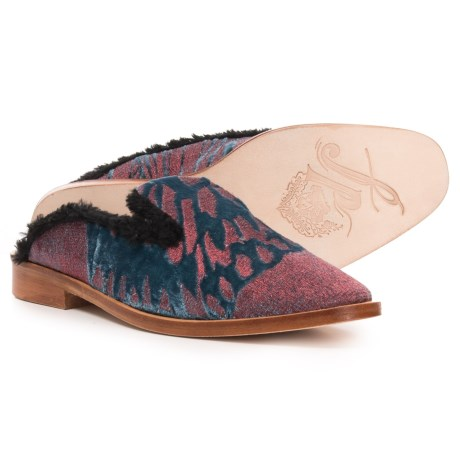 Image of Butterfly Effect Mule Shoes (For Women)