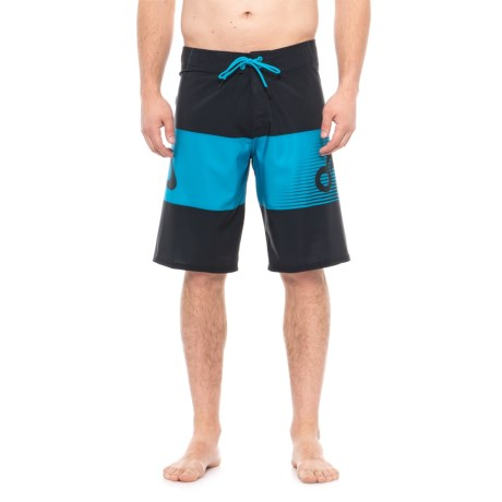 Image of Buttermilk Biscuit 21 Boardshorts (For Men)