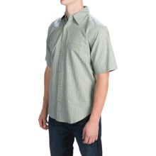 Button Front Shirt - Short Sleeve (For Men) in Tee Time - 2nds