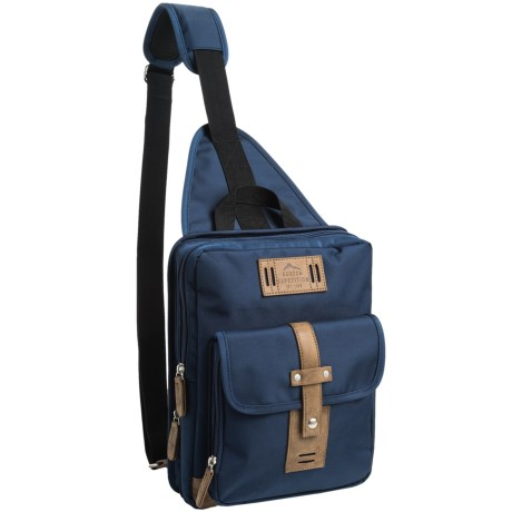 Buxton Expedition 2 Sling Backpack
