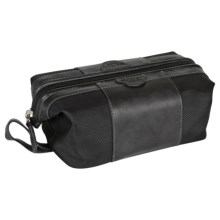 Buxton Express Framed Travel Kit in Black - Closeouts