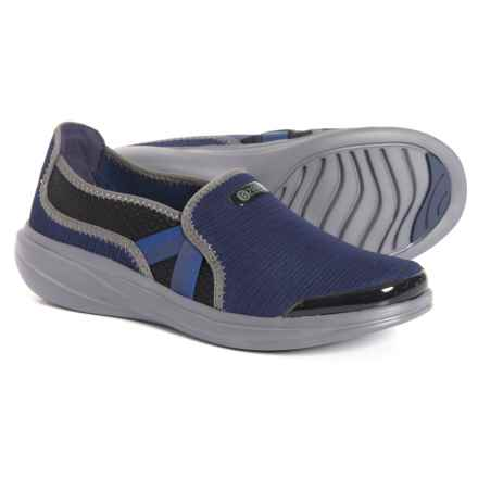 Bzees Cruise Heather Sneakers (For Women) in Navy Bold Heather - Closeouts