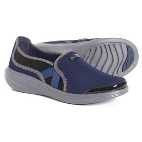 b15627e93da Bzees Cruise Heather Sneakers (For Women) in Navy Bold Heather