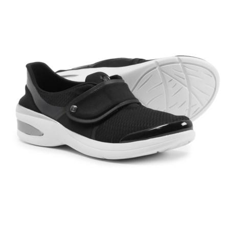 243ba25dc2f205 Bzees Roxy Sneakers (For Women) in Black Diamond Knit - Closeouts