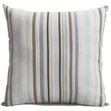 "C & F Enterprises Coastal Grey Pillow - 14x14"" in Coastal Grey - Closeouts"