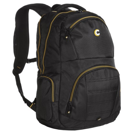 Cabeau Corepack Premium 56L Backpack in Black
