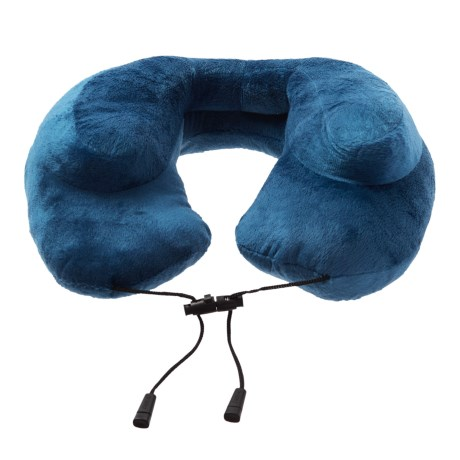 Cabeau Evo Poly Travel Neck Pillow in Blue