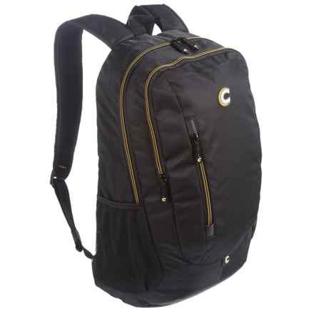 Litepack Travel Backpack - Laptop Sleeve in Black - Closeouts