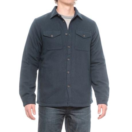 Cabin Fever Shirt Jacket (For Men)