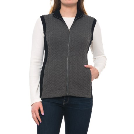 Image of Cable Mountain Hybrid Vest - UPF 50+ (For Women)