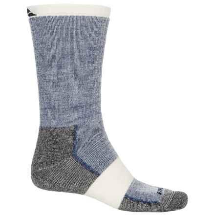 Cabot & Sons Hiking Socks - Merino Wool, Crew (For Men) in Enzien - Overstock