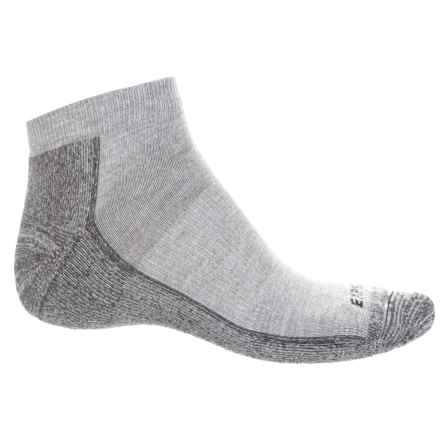 Cabot & Sons Protred Athletic CoolMax® Socks - Below the Ankle (For Men) in Light Grey - Closeouts