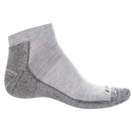 Cabot & Sons Protred Athletic CoolMax® Socks - Below the Ankle (For Men) in Light Grey