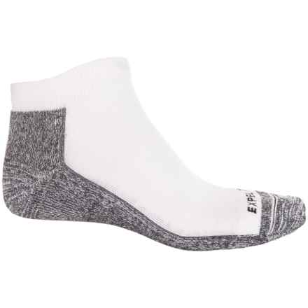 Cabot & Sons Protred Athletic CoolMax® Socks - Below the Ankle (For Men) in White/Black/Red - Closeouts