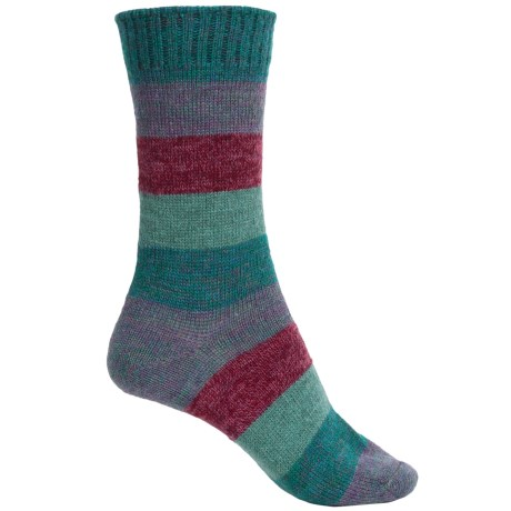 Cabot & Sons Striped Socks (For Women) - Save 40%