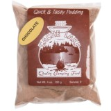 Cache Lake Quick-and-Tasty Pudding - 2 Servings