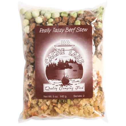 Cache Lake Really Tasty Beef Stew - 2 Servings in See Photo - Closeouts