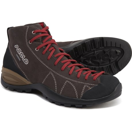 Cactus GV Gore-Tex(R) Hiking Boots - Waterproof (For Men) - ELEPHANT (8 )