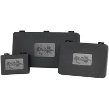 Caddis Triple Fly Box Combo in Black - Closeouts