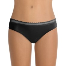 Calida Allure Lace Panties - Briefs (For Women) in Black - Closeouts