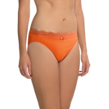 Calida Aura Panties (For Women) in Harvest Pumpkin - Closeouts