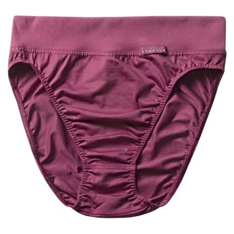 Calida Bodytime Underwear Briefs - Comfort Waist (For Women) in Dahlia
