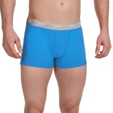 Calida Boxer Briefs - Stretch Pima Cotton (For Men) in Brilliant Blue - Closeouts