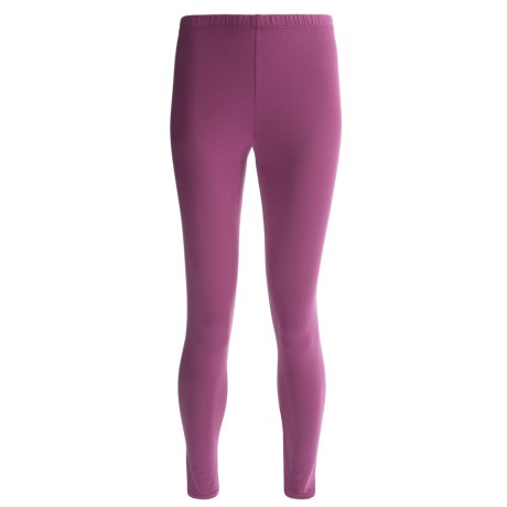 Calida Comfort Leggings - Single-Jersey Cotton (For Women)