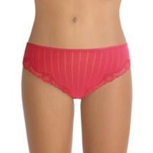 Calida Etude Panties - Hi-Cut (For Women) in Pink Havens - Closeouts