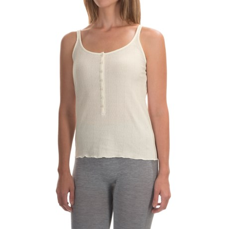 Calida Excelsior Camisole (For Women) in Snow White