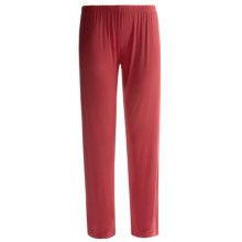 Calida Favourites Single-Jersey Lounge Pants (For Women) in Bittersweet - Closeouts