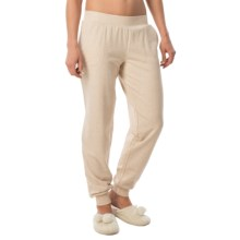 Calida Favourites Trend 1 Lounge Pants (For Women) in Beige Mele - Closeouts