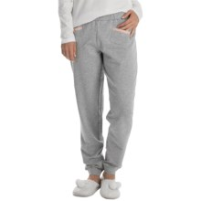 Calida Favourites Trend 2 Lounge Pants (For Women) in Cement Grey Mel - Closeouts