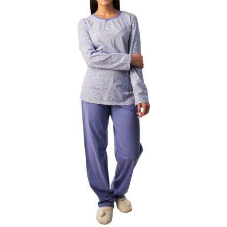 Calida Freesia Pajamas Long Sleeve (For Women)